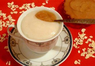 Овсяный кисель (старинный русский рецепт)