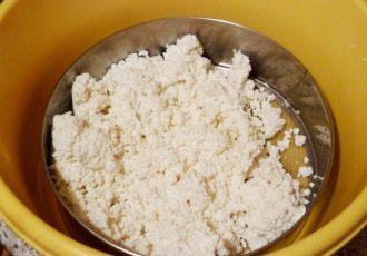 Сырная (творожная) пасха с изюмом