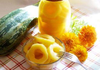 Настоящие ананасы из ....... кабачков!