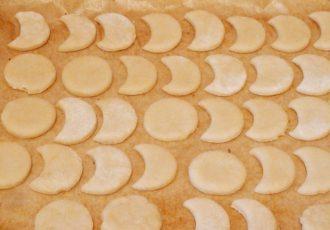 Печенье песочное на сметане