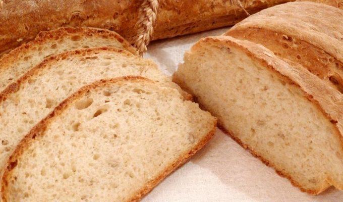 """Хлеб с """"Геркулесом"""" и тыквенными семечками."""